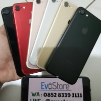 iPhone 7 128GB | Mulus LIKENEW & NORMAL - FULLSET - GARANSI !