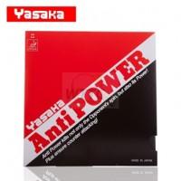 Karet Bat Yasaka Anti Power Anti Spin Tenis Meja