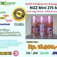 RIZZ Mini 275 ml Refill Pengharum Ruangan Otomatis (Stella)