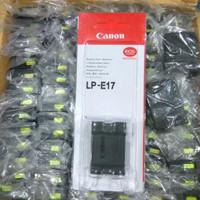 Battery Canon LP-E17 For EOS M3 EOS M5 M6 EOS 750D EOS 760D Rebel T6i