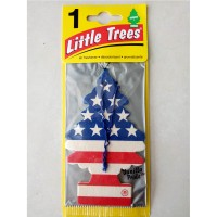 Parfum Gantung Mobil Ruangan Little Trees Vanilla Pride / Amerika