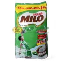 MILO SUSU 3 IN 1 ACTIV GO POUCH 1KG