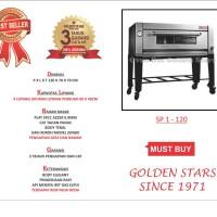 oven gas golden star type SP1-120