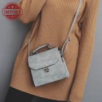 Tas Wanita Selempang Mini 4106 Sling Bag Cewek Korea Style Import