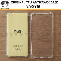 Case Anti Crack Vivo Y69 Anticrack Ultra Thin Ultrathin Soft TPU Y 69