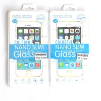 iPhone 5 5S 6 6S 7 8 Plus Premium TEMPERED GLASS 2,5D 0,2mm