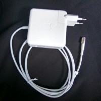 Adaptor/Charger Original Apple MacBook Magsafe1 60W for Mac Pro/White