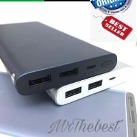 POWERBANK XIAOMI 10.000/10000 MI PRO 2i FAST 2 USB PORT CHARGING NEW!!