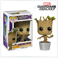 Action figure Funko POP! Marvel Guardians of the Galaxy / Groot Pot