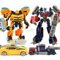 Robot Transformers Bumblee BEE Optimus Prime Taikongzhans Kudea