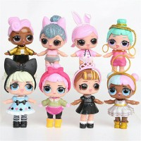 LOL SURPRISE FIGURE / figurin l.o.l toys boneka murah lucu ball unik