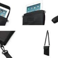 """Sling Bag CAPDASE MKeeper Sleeve for Tab 10-11"""" Tas Selempang Wproof"""
