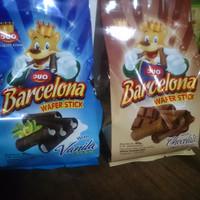 Barcelona wafer stick astor 60 gr