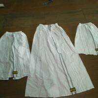 celana sarung wadimor putih couple anak