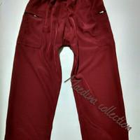 Ukuran XXL dan XXXL celana Komprang pangsi sirwal dewasa