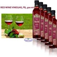 Red Wine Vinegar, Aceto Di Vino Rosso, 500 mL, Original