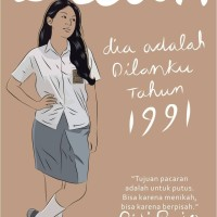 Novel Dilan  1991 (Ori)