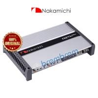 Power Nakamichi NGTA 704 - Power 4 Channel - Bergaransi resmi