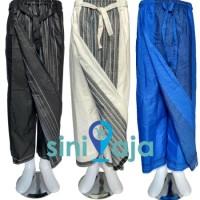 Sarung Celana Garis