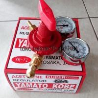Regulator Acetylene YAMATO YR-76