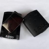 Korek zippo black sapphire black safir kw super