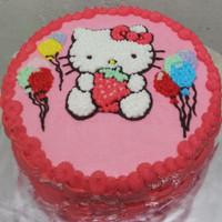 Jual Kue Ulang Tahun Anak Hello Kitty Murah Harga Terbaru 2020