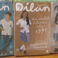 PAKET 3 NOVEL DILAN ORIGINAL