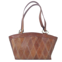 Tote bag wanita kulit sapi asli shoulder bag leather nabati murah