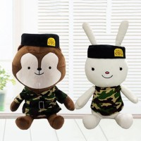 Boneka descendants of the sun 30cm neukkun hayang kelinci korea drama
