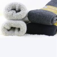 Kaos Kaki Tebal wol musim dingin unisex/Winter thermal wool socks
