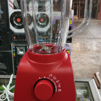 Blender Turbo By Philips 2Liter RED Edition - PROMO