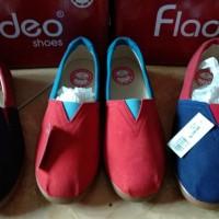 sz 36-38 flatshoes cantik branded merk FLADEO