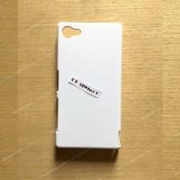 sony z5 compact  casing polos blank custom case sublim / sublimatio