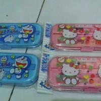 Sendok Set Anak Karakter Hk dan Doraemon