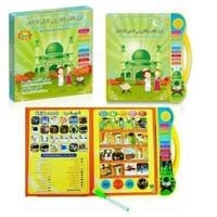 Mainan anak Edukasi Playpad E-book | Buku Pintar Muslim 3 Bhs
