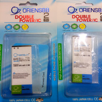 Baterai Double Power Advan S35G 5000mAh Oriens 88