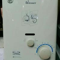 water heater gas WASSER WH 506 A low pressure