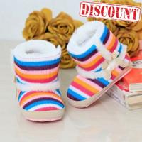 Sepatu Boot Bayi/Anak Warna Warni Cantik Lucu Harga Murah