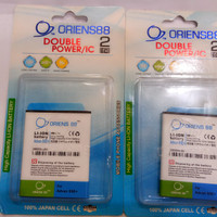 Baterai Double Power Advan S5E+ 3800mAh Oriens 88