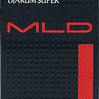 ROKOK DJARUM SUPER MILD MLD BLACK 16 batang - Jarum LMD Hitam