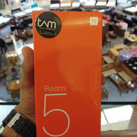 Xiaomi redmi 5 Ram 3/32gb RESMI TAM