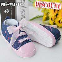 Sepatu Prewalker Bayi/Anak Warna Warni Cantik Lucu Harga Murah