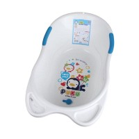 [KHUSUS GOSEND] Puku - XL Baby Bath Tub BLUE