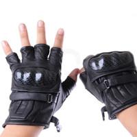 sarung tangan motor bahan KULIT racing