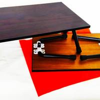 Meja Lipat Serbaguna Lapis