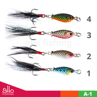 Hard Metal Lure Micro Jig