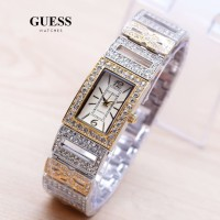 Jam Tangan Wanita Guess G-856 Rantai