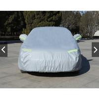 Car Body Cover Sarung Baju Selimut Mobil Bahan Peva Tebal