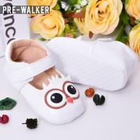 Sepatu Prewalker Bayi/Anak Owl Lucu Harga Murah