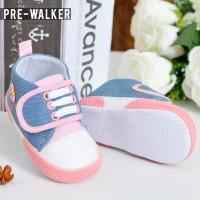Sepatu Prewalker Bayi/Anak Cantik Lucu Harga Murah